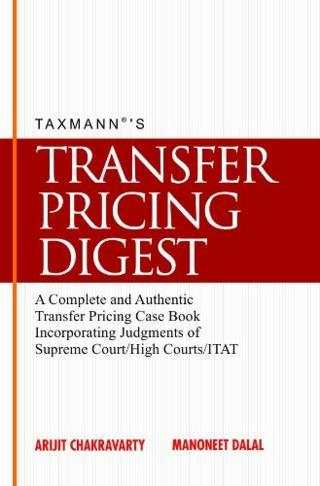 Taxmanns Transfer Pricing Digest