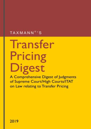 Taxmanns Transfer Pricing Digest March Edition