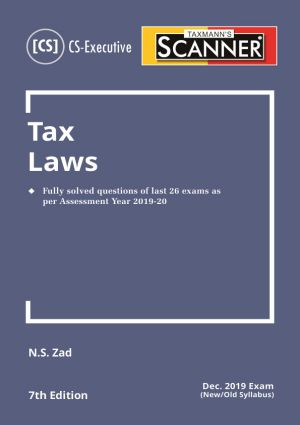Scanner Tax Laws 7th Edition June