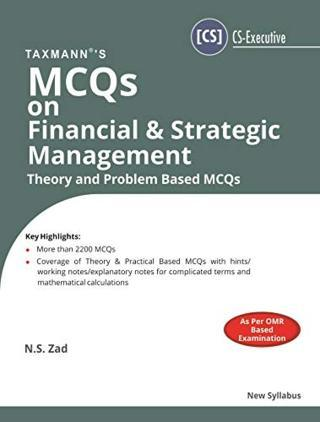 MCQs on Financial and Strategic Management